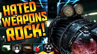 TOP 5 HATED WONDER WEAPONS THAT SECRETLY ROCK (Call of Duty Zombies)