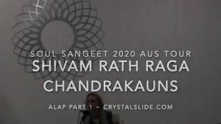 Full Moon Raga Chandrakauns by Shivam Rath on CrystalSlide