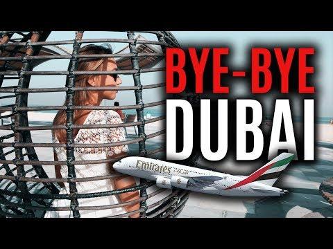Leaving Dubai | Life in the UAE