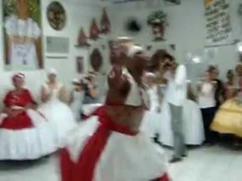 Saida Do Orixa Xango Em 28 De Abril De 2012 Youtube