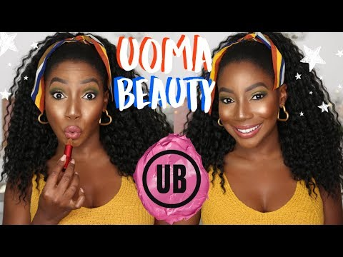 NEW BRAND ALERT! Full Face of Uoma Beauty | Whitney Wiley thumbnail