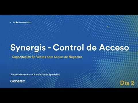 Synergis - Demo en vivo
