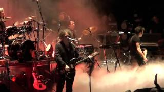 THE CURE - the holy hour - London - Reflections / faith - 15.11.2011