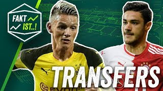 Transfer News: Kabak über Stuttgart nach Bayern? Gladbach will Man City Talent! BVB: Noch ein Wolf?