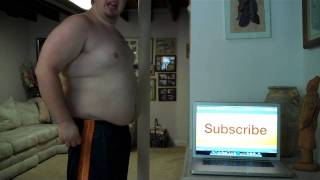 day 52 pete is losing it 283 lbs