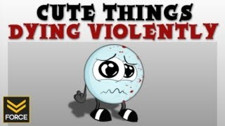 Cute Things Dying Violently (Gameplay)