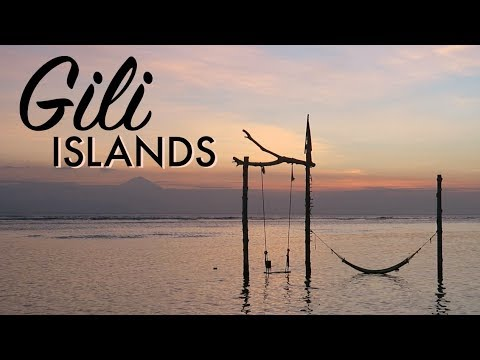 GUIDE TO THE GILI ISLANDS // Indonesia