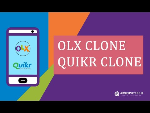 Adstar - OLX Clone Script(Android App) by Abservetech