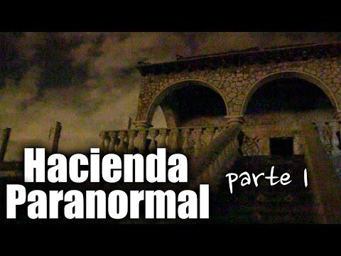 Explorando Hacienda Abandonada!!! (actividad paranormal) pt.1 - ChideeTv