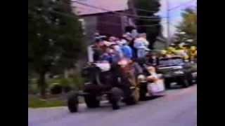 James A. Garfield High School 1989 Homecoming Parade