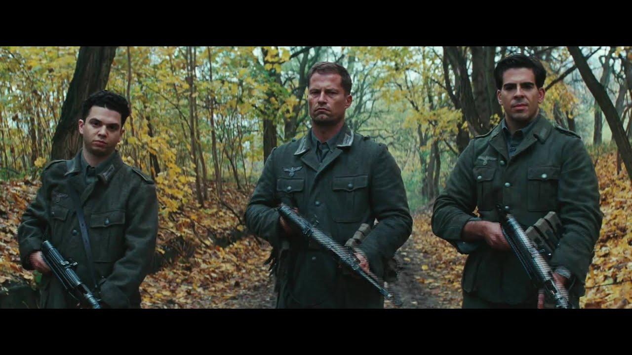 Inglourious Basterds Trailer HD - YouTube