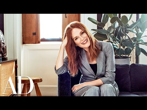 Inside Julianne Moores New York City Townhouse | Celebrity Homes | Architectural Digest