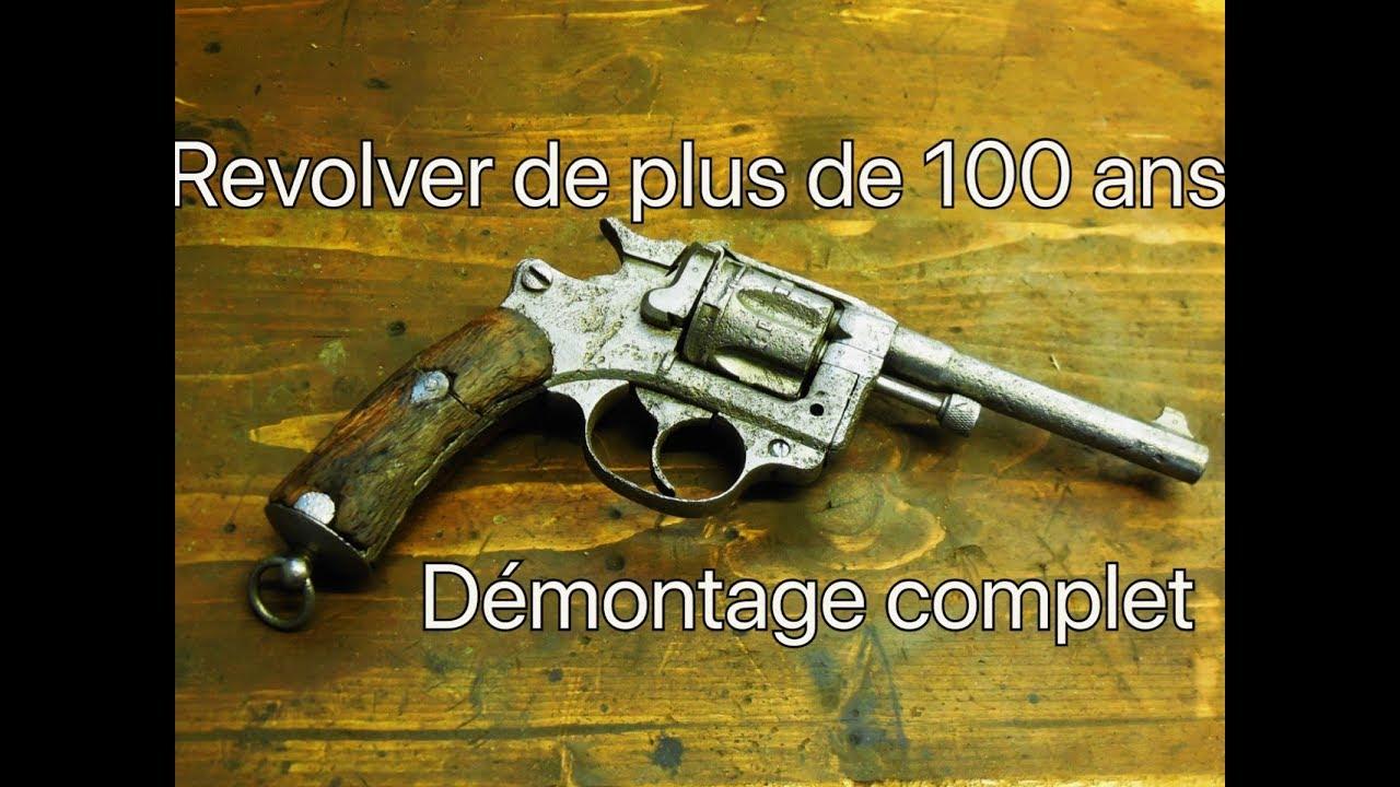 Download #16: nettoyage d'un revolver modèle 1892