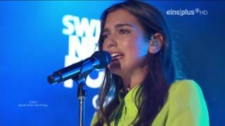 Dua Lipa - Genesis / live at SWR 3 New Pop Festival