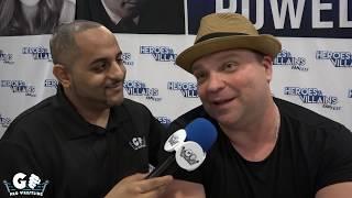 Gotham's Drew Powell Interview | GO Pro Wrestling
