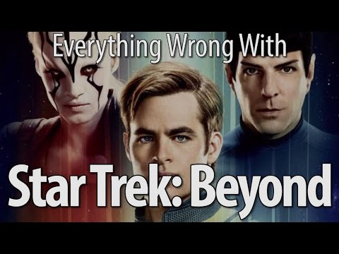 Thumbnail: Everything Wrong With Star Trek Beyond In 17 Minutes Or Less