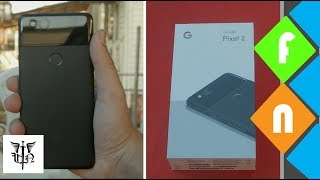 Google Pixel 2 Unboxing + First Look!