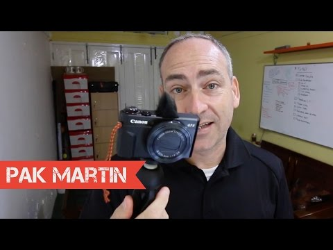 Review Kamera Canon G7X Mark ii