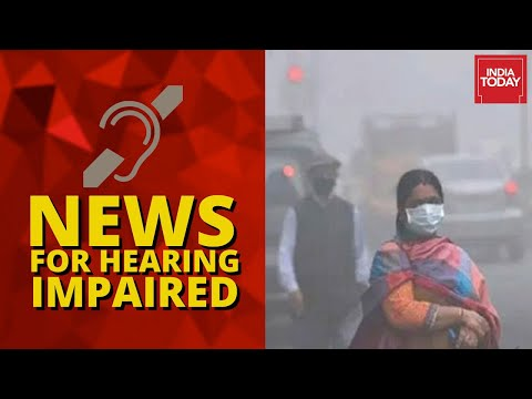 News For Hearing Impaired With India Today | Top Headlines Of The Day | October 13, 2020