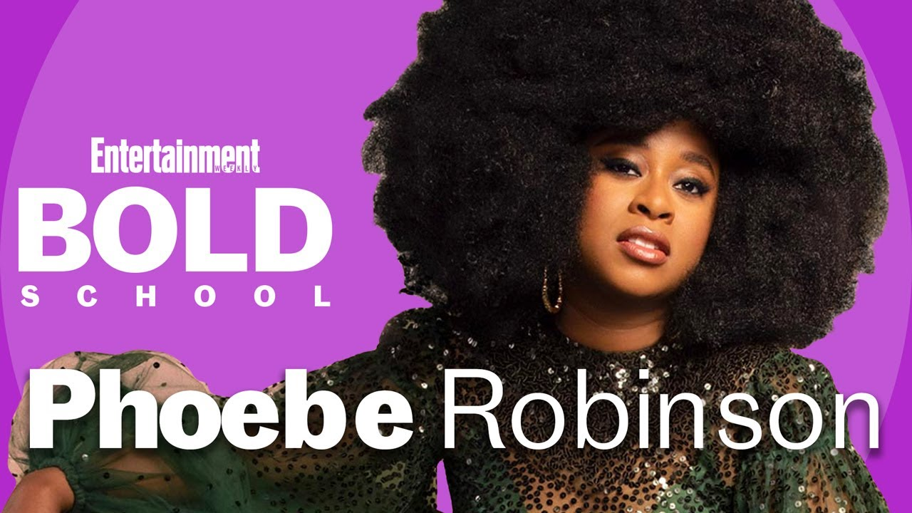 Phoebe Robinson Shares Advice Given From Reese Witherspoon | Bold School