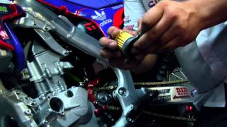 How To Change Oil on a Honda CRF 250R
