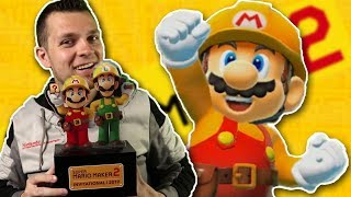 🏆 Super Mario Maker 2 Champion Plays EVERY LEVEL 100% in SMM2 Story Mode 🔴LIVE!