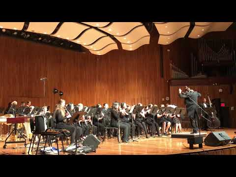 MIT Wind Ensemble - Enigma Variations, Op. 36 by Edward Elgar