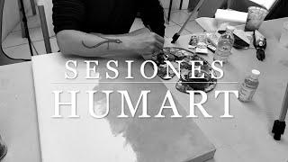 Sonorizando una pintura ft. Profeta Bretón | Sesiones HUMART