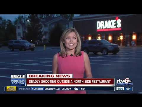 Deadly shooting outside north side Indianapolis restaurant