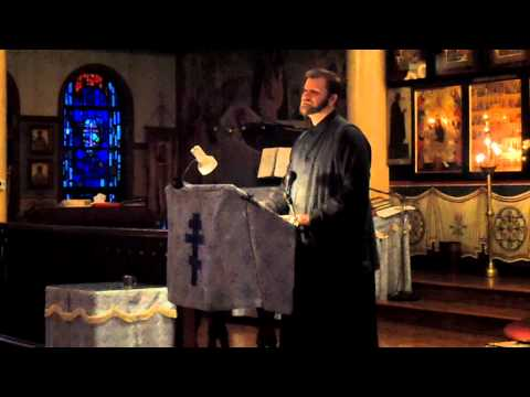 Introducing the Orthodox Church in American Culture. Fr Damick Part 2.mp4