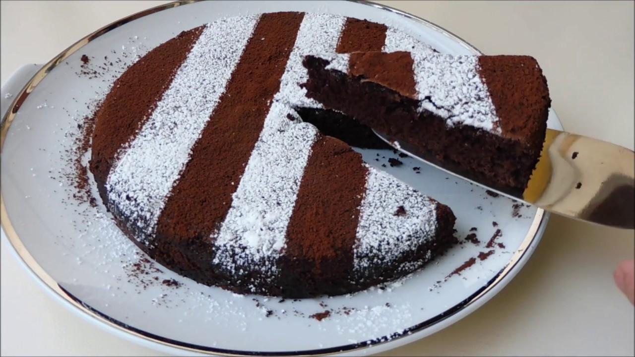 dark chocolate sponge cake recipe youtube