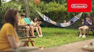 Speel samen met de hele familie met Nintendo Switch!