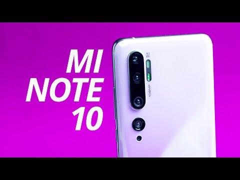 Xiaomi Mi Note 10: o senhor de todas as câmeras [Análise/Review]