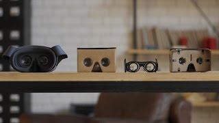 Обзор VR-шлема Google Daydream View