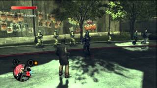 Prototype 2: Gameplay XBOX360 HD