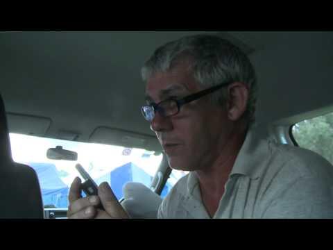 Mark McMurtrie with Howard Sattler on 6PR Radio