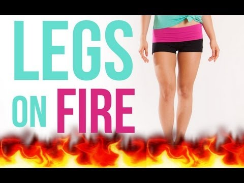 Legs on Fire   POP Pilates