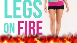 Legs on Fire | POP Pilates