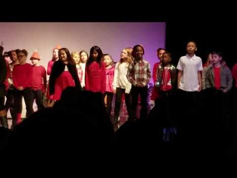 Trillium Academy Christmas play
