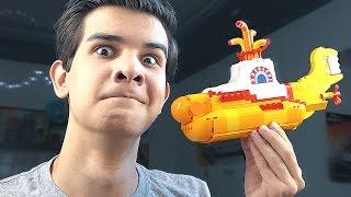 видео The Beatles: Желтая подводная лодка