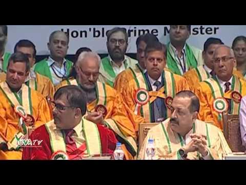 PM Shri NarendraModi's address at the 5th Convocation of Shri Mata Vaishno Devi University in Katra