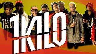 Ep.129 - 1Kilo - Pablo Martins, DoisP, Sadan, Mozart MZ, Funkero, Knust, Pelé Milflows e Xamã