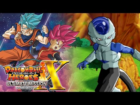 UNIVERSE 6 CHARACTERS ARE IN THE CELL SAGA!!! | Dragon Ball Heroes Ultimate Mission X Gameplay!