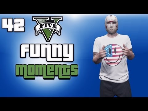 GTA 5 Online Funny Moments Ep. 42 (Zombies, Bird Sex, Moo Trolls)