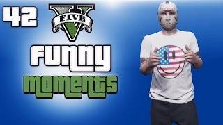 GTA 5 Online Funny Moments Ep. 42 (Zombies, Bird Sex, Moo Trolls)