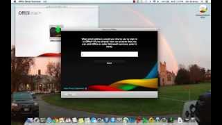 Installing Office 365 for Mac