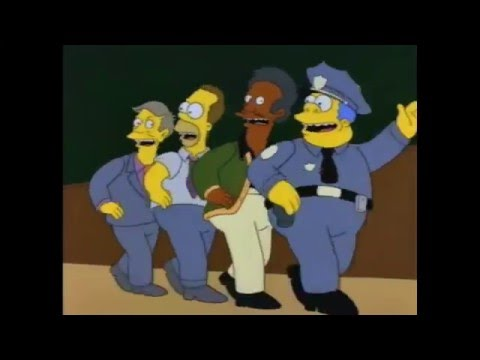 The Simpsons: Homer's Barbershop Quartet Part 1