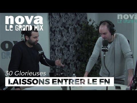 Julien Pas-Clair chante Laissons entrer le FN | 30 Glorieuses