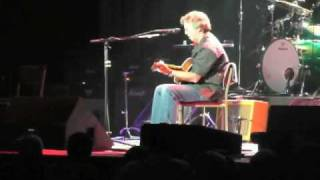 Eric Clapton LIVE - Unplugged Drifting Blues - LIVE MONTREAL 2008