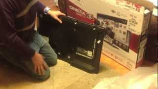 Landitech: Unboxing LG Smart TV 3D FullHD Modelo 32LM6200